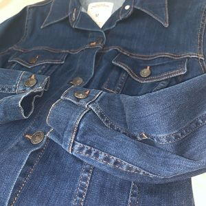 Zara Dresses - Zara Long sleeve Jean Jacket